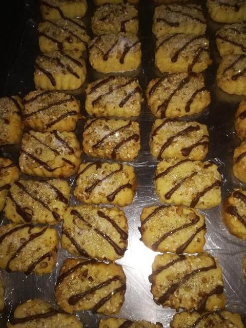 Nutty Ferro Biscuits