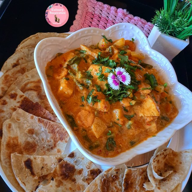 Chicken And Veg Curry