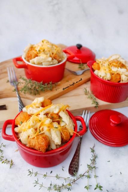 Copycat Kfc Mac 'n Cheese Bowls