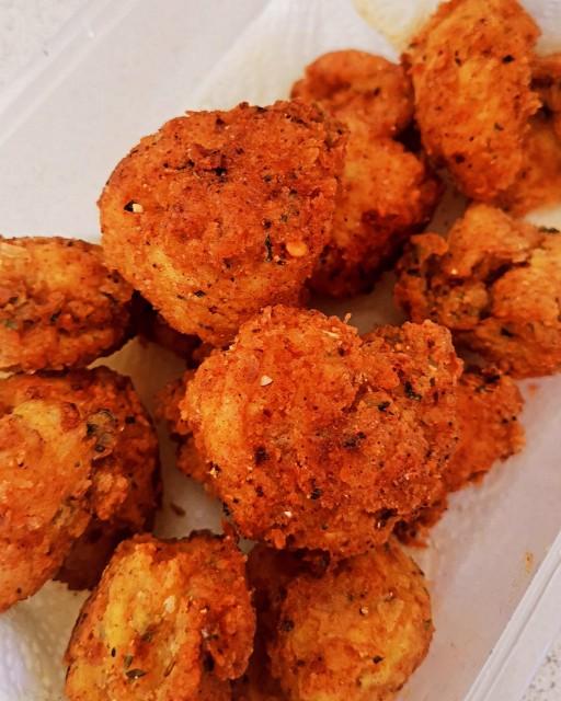 Butter Chicken Bites