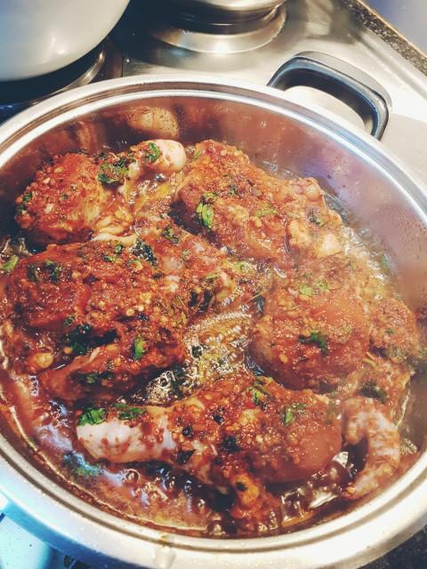 Masala Chicken