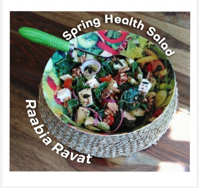 Spring Health Salad