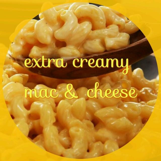 Extra Creamy Mac & Cheese