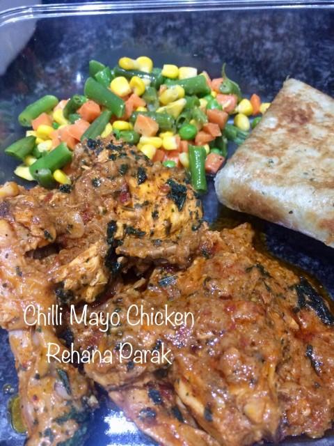 Chilli Mayo Chicken