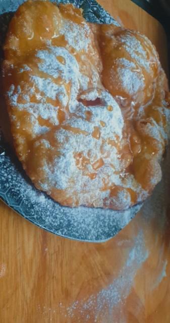 Sweet Poori Or Roti