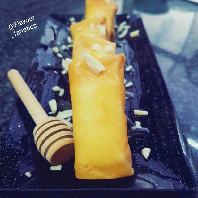 Kiri Cheese Springrolls