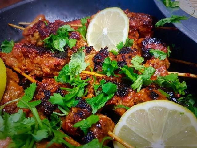 Tandoori /tikka Chicken Boti / My Version