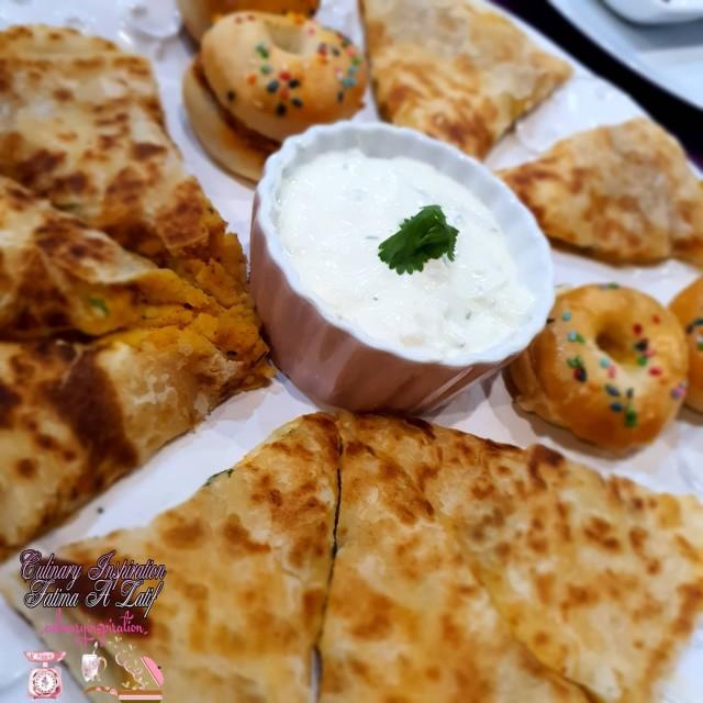 Cheesy Aloo Parathas And Cheese Paratha