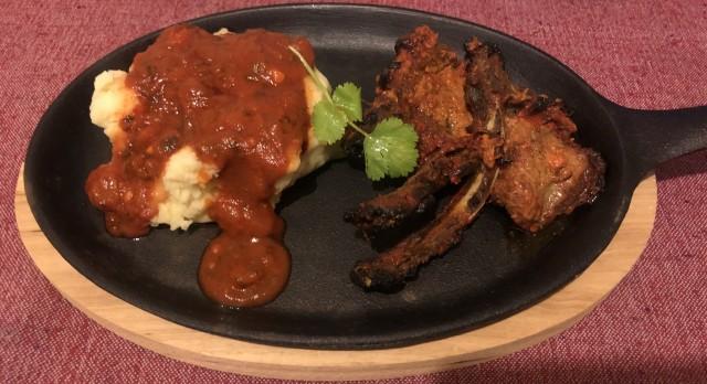 Braai'ed Or Grilled Chops/steak
