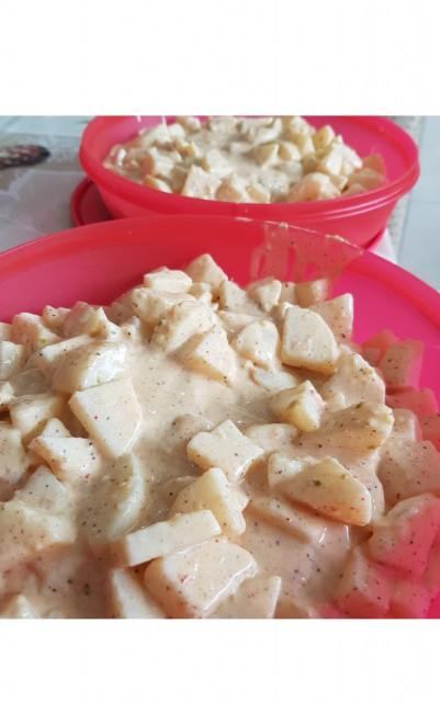 Potato Salad Twist