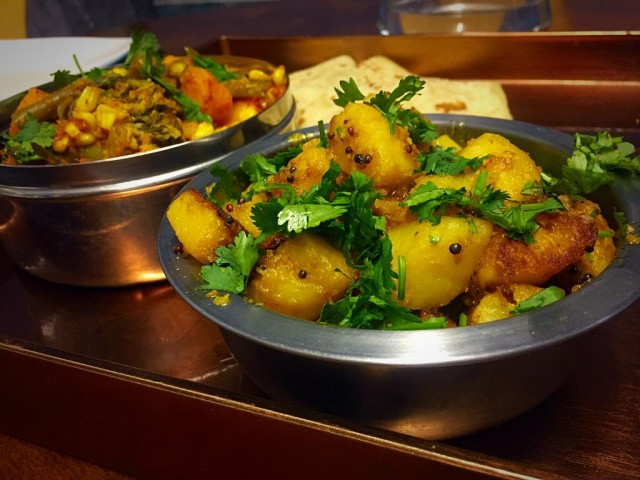 Sweet And Sour Potatoes / My Recipe
