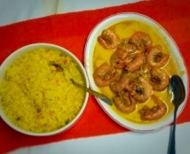 CALAMARI & PRAWNS |Ocean Basket | Lagos Restaurant Review ...