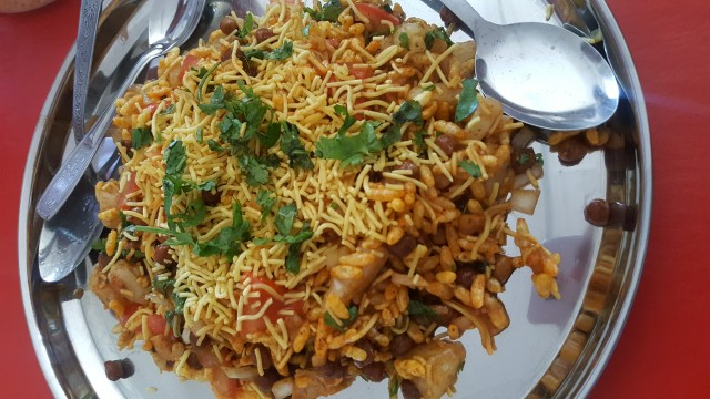 Bhel Indian Chat