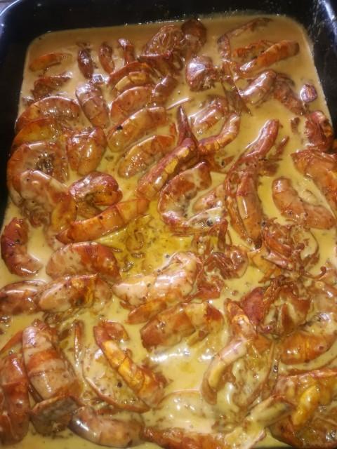 Grilled Prawns Langoustines Recipe By Naseema Khan Zulfis