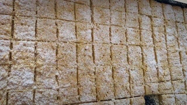 Melting Moments Short Bread