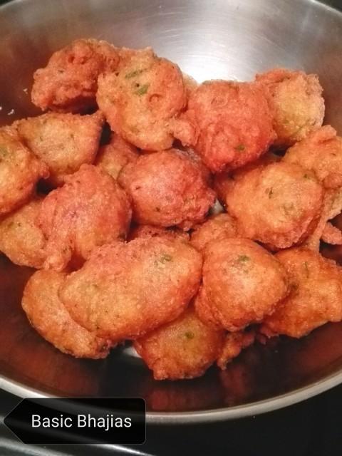Plain/ Lettuce Bhajias