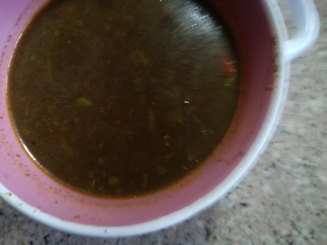 Russo  (tamarind Soup)