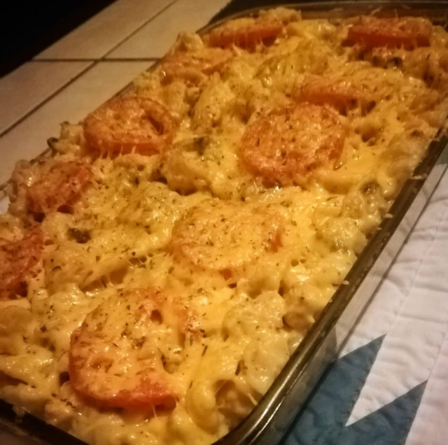 Creamy Easy Mac & Cheese