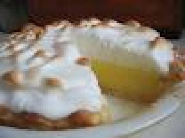 Quick Lemon Meringue Pie