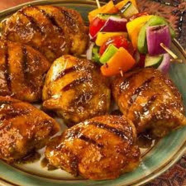 Flame Broiled Chicken