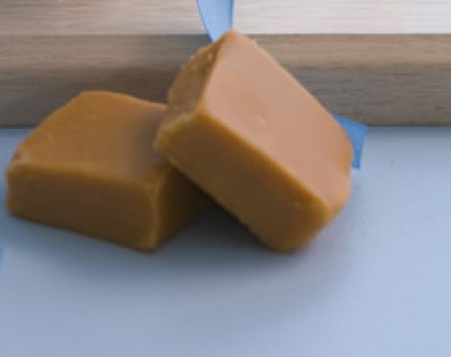 Microwave Condensed Milk Fudge