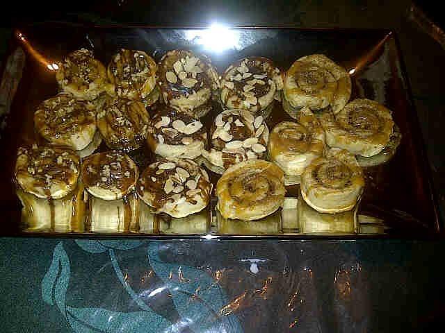 30 Min Assorted Cinnabon Created By Bibi Sirkhot ©ookingwithѢΐѢΐ