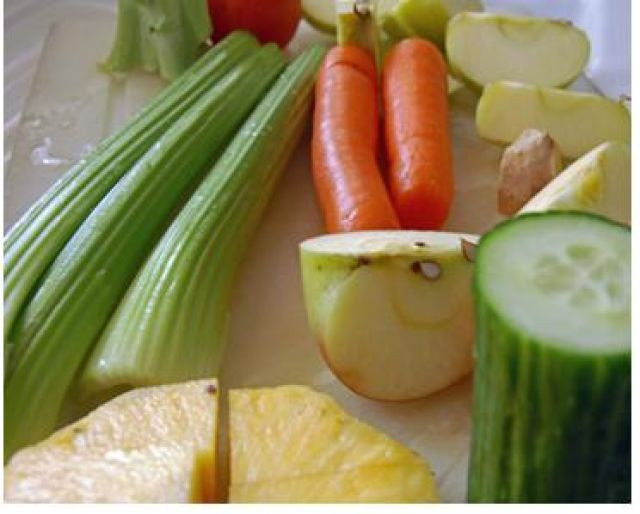 The Cholesterol Buster Healthy Juice Recipe