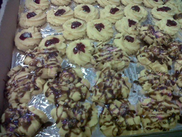 Nozzle Biscuits
