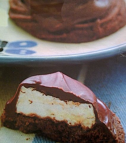 Chocolate Mallow Biscuits
