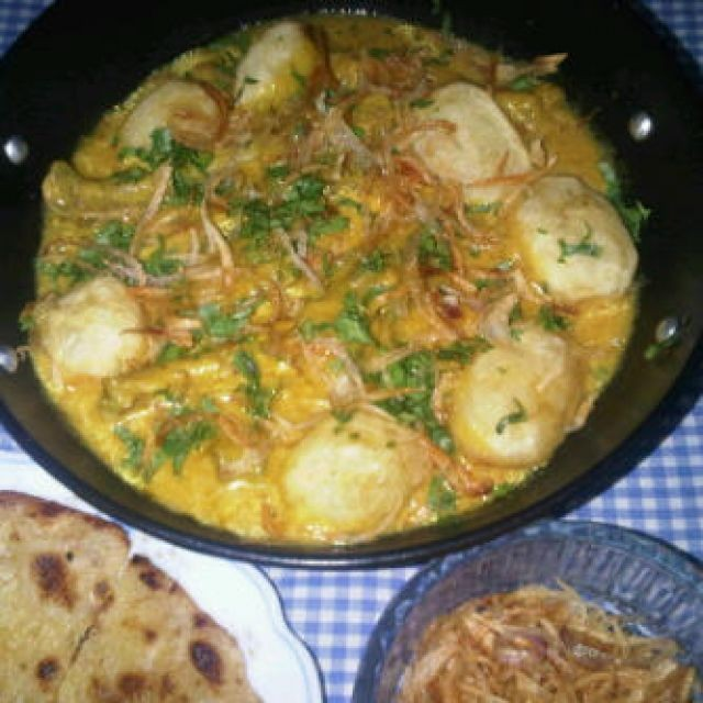 Coconut Chicken Fry (served With Naan/roti's)