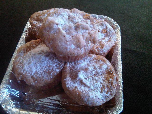 Coconut Macaroon Cakes