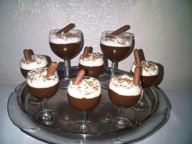 Choc Coffee Dessert