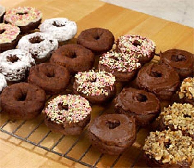 Dougnuts (sourmilk)