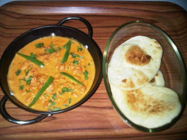 Butter Chicken (with Out Fresh Cream)