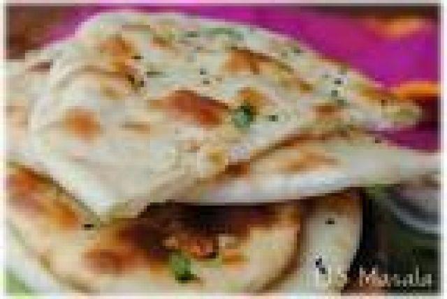Garlic Naan Puri's