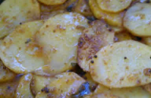Aloo Fry (kari Kitchri)