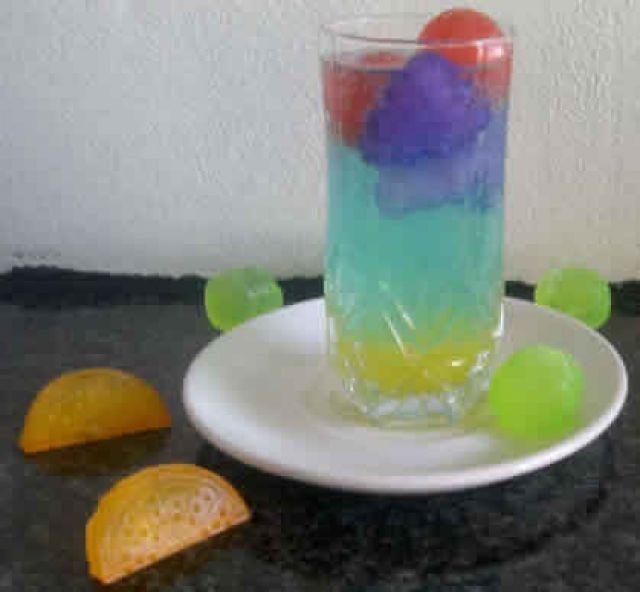 Passion Fruit Mocktail