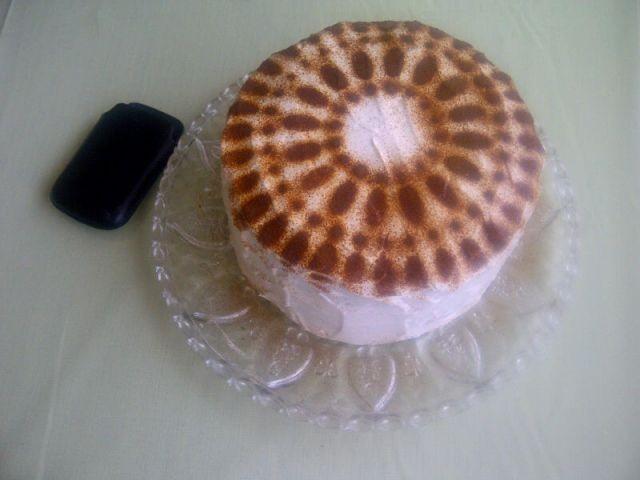 Tiramissu Cake