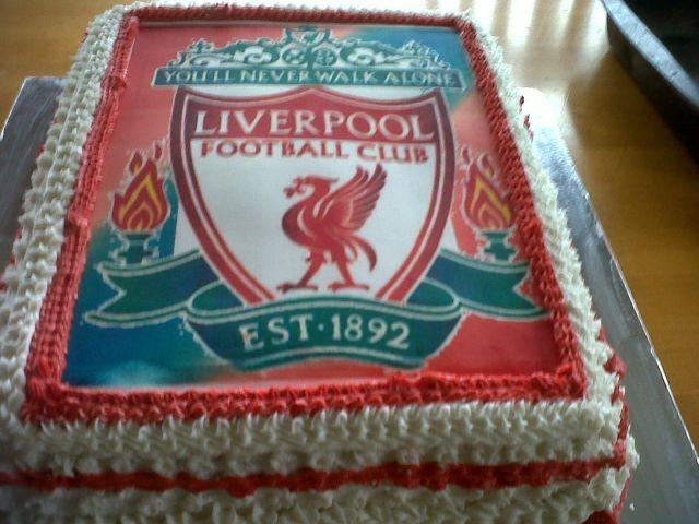 Liverpool Vanilla Sponge Cake