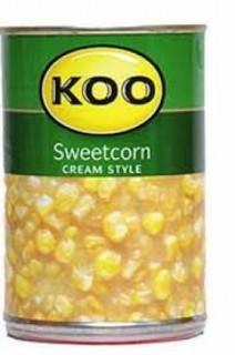 Sweetcorn Bhajias