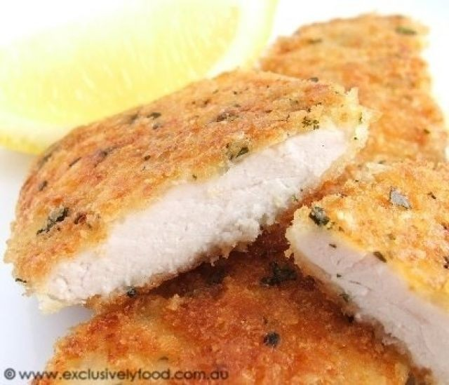Crumb Chicken Fillets