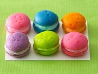 Cupcake Macaroons