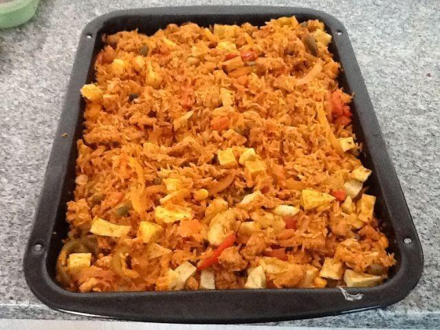 Mediterranean Rice