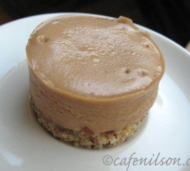Espresso Mini Cheesecakes
