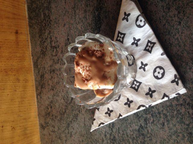 Choc Cake Dessert