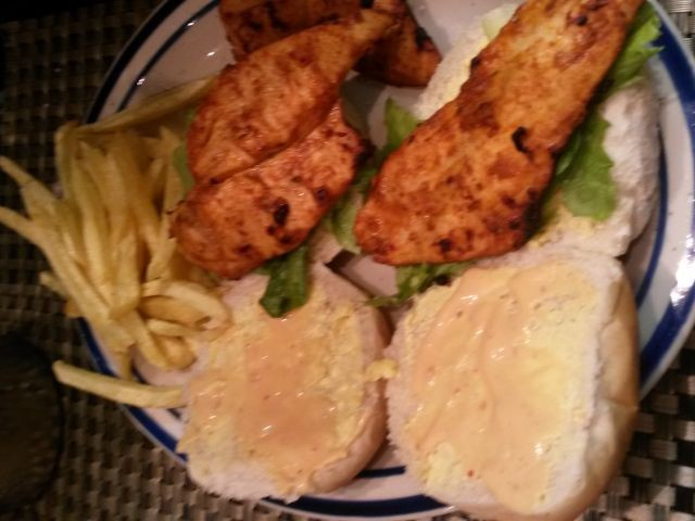 Machacho Homemade Burger