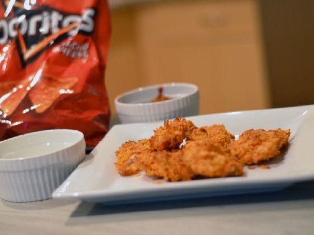Doritos & Cheese Chicken Fingers