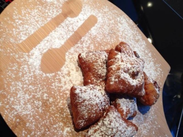 Nutella Beignets (french Donuts)