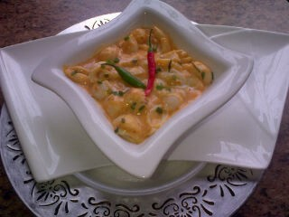 Butter Chicken Pasta