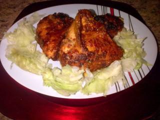 Spicy Tandoori Fillets